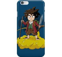 Goku Baggins iPhone Case/Skin