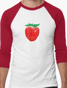 One Strawberry to Rule Them All Men's Baseball ¾ T-Shirt