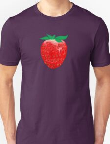 One Strawberry to Rule Them All Unisex T-Shirt