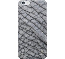 Elephant Skin - Natural Patterns and Textures iPhone Case/Skin