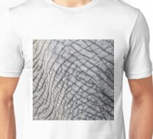 Elephant Skin - Natural Patterns and Textures Unisex T-Shirt