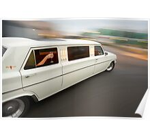 White Holden EH Limo rig shot Poster