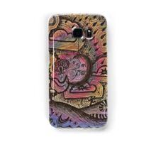 Psychedelic doodles  Samsung Galaxy Case/Skin