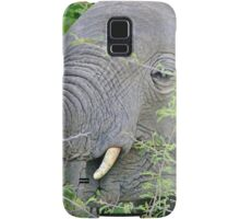 Elephant Hunger - Wildlife Happiness  Samsung Galaxy Case/Skin