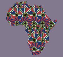 Africa Pattern  Kids Tee