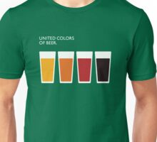 United Color Of Beer Unisex T-Shirt