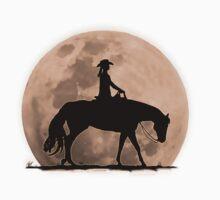 Moonlight Cowgirl Baby Tee