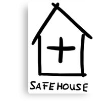 Safehouse Canvas Print