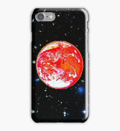 2014 Record Global Warming  iPhone Case/Skin