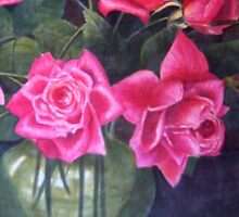 """Mother's Favourite Roses"" by Beth White"