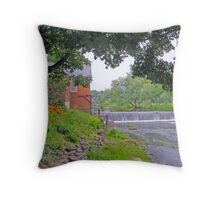 The Old Mill#3 Throw Pillow