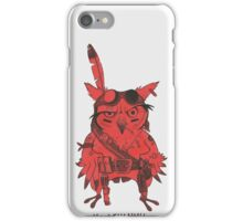 Hootenanny iPhone Case/Skin