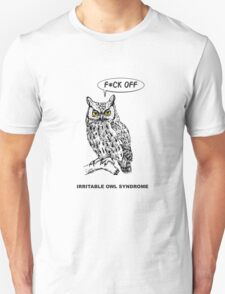 Irritable Owl Syndrome - SFW T-Shirt