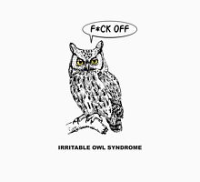Irritable Owl Syndrome - SFW Unisex T-Shirt