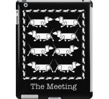 The Daxi Meeting iPad Case/Skin