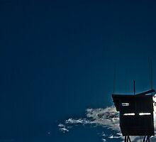 Shark Watch Box by FuriousEnnui