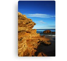 Southern Edge at Point Lonsdale II Canvas Print