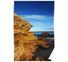 Southern Edge at Point Lonsdale II Poster
