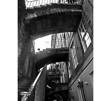 Stairing Close At You....... Photographic Print