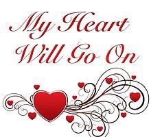 Titanic! My heart will go on! SALE! by Vitalia