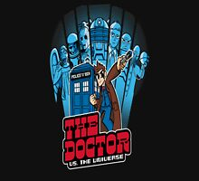 THE DOCTOR VS. THE UNIVERSE 10TH EDITION T-Shirt