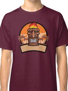 Tiki Vector Classic T-Shirt