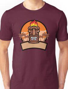 Tiki Vector Unisex T-Shirt