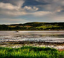 River Clyde by Linda  Morrison