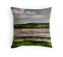 River Clyde Throw Pillow
