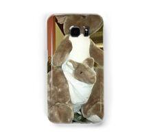 Kangaroos & Joeys Creswick Knitting Mills - Vic. Samsung Galaxy Case/Skin