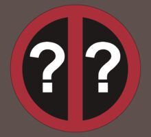 Question Deadpool Icon  by Neon2610