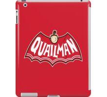 Quailman iPad Case/Skin