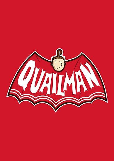 Quailman by Scott Weston