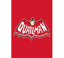 Quailman Photographic Print
