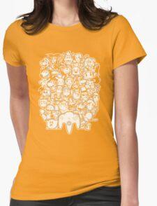 64Bit Womens Fitted T-Shirt