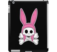 Taking it to my grave! iPad Case/Skin