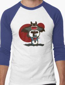 Bataro Men's Baseball ¾ T-Shirt