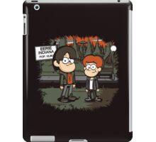 POP. 16,661 iPad Case/Skin
