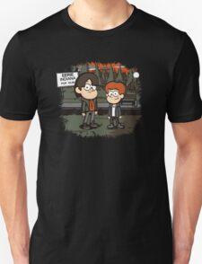 POP. 16,661 T-Shirt