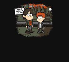 POP. 16,661 Unisex T-Shirt