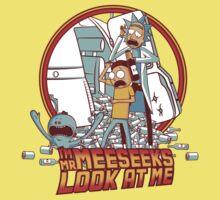 I'm Mr Meeseeks, Look at me!! Baby Tee