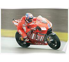 British Moto Grand Prix 11 Poster