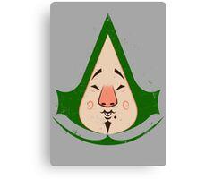Tingly Assassin Canvas Print