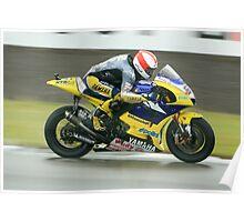 British Moto Grand Prix 10 Poster