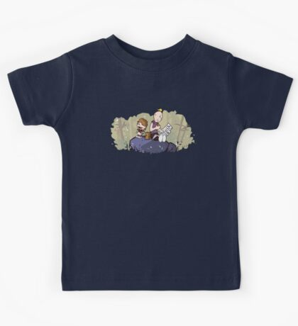 Chunk and Sloth Kids Tee