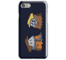 Flint and Rubble iPhone Case/Skin