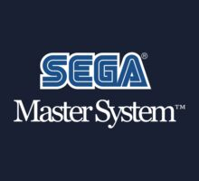 Sega Master System - Outlined by David Low