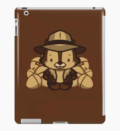 Hello Chip iPad Case/Skin