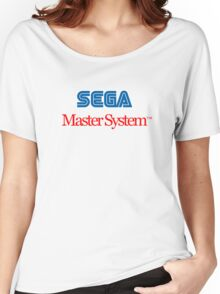Sega Master System - colour Women's Relaxed Fit T-Shirt