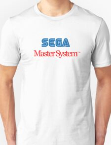 Sega Master System - colour Unisex T-Shirt